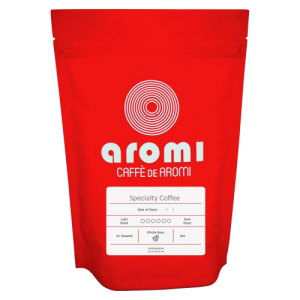 Caffe de Aromi specialty Coffee Roaster in Thailand